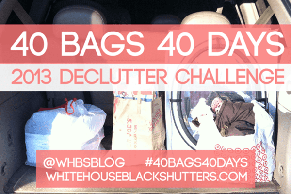 40bags40days