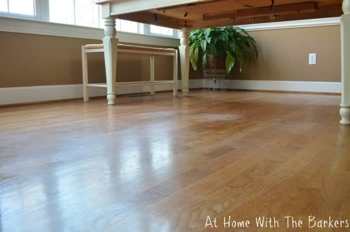 How to bring new life to dull hardwood floors