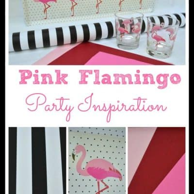 School's out for Summer Party {pink flamingo inspired}
