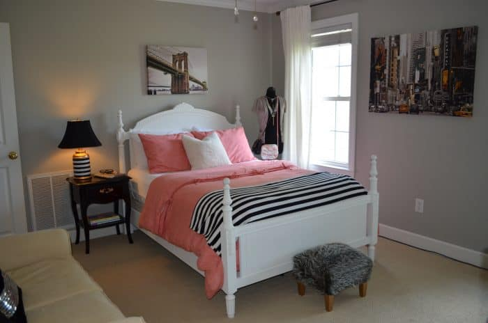 Sarah Beth's Room {Before and After}