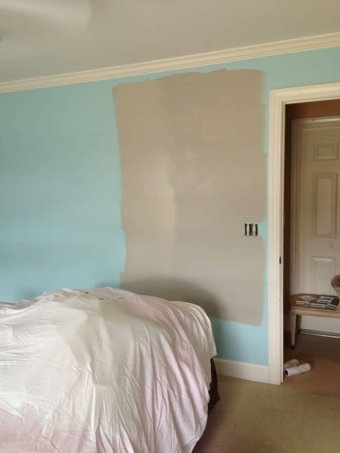 Sarah Beth's room painting