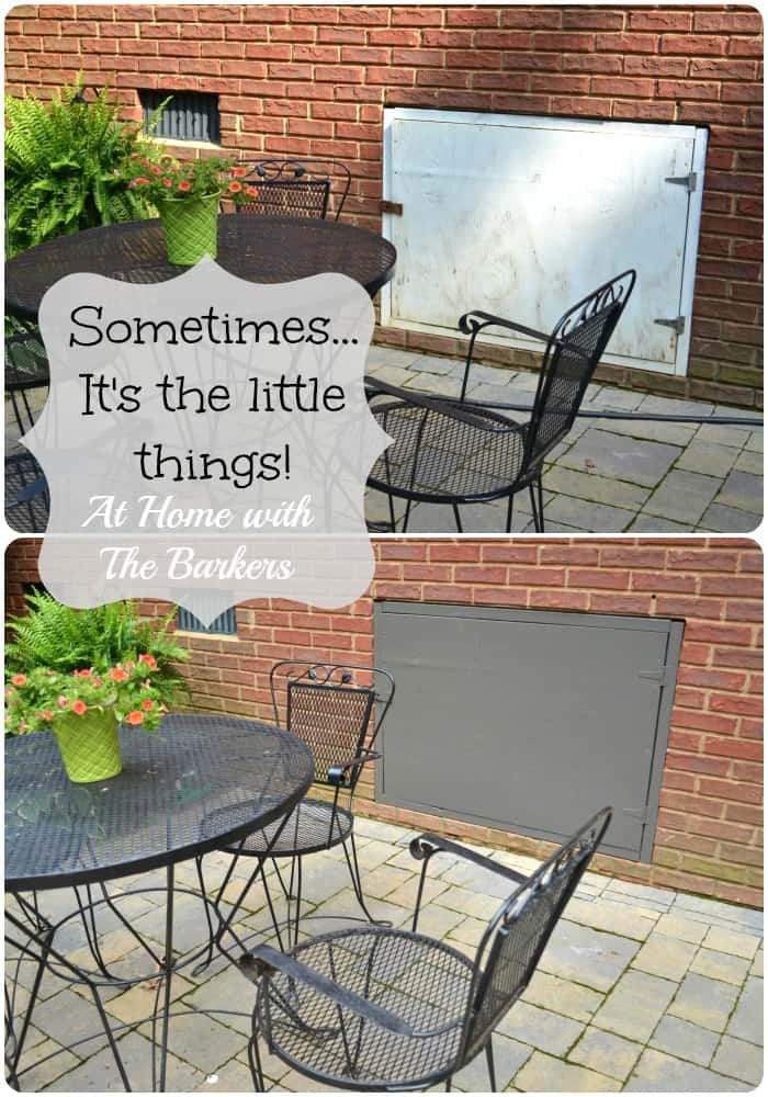 Outdoor DIY projects that are fast and simple but make a big difference