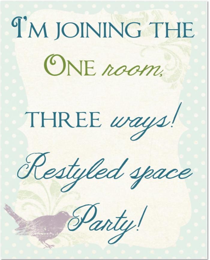 One-Room-Three-Ways