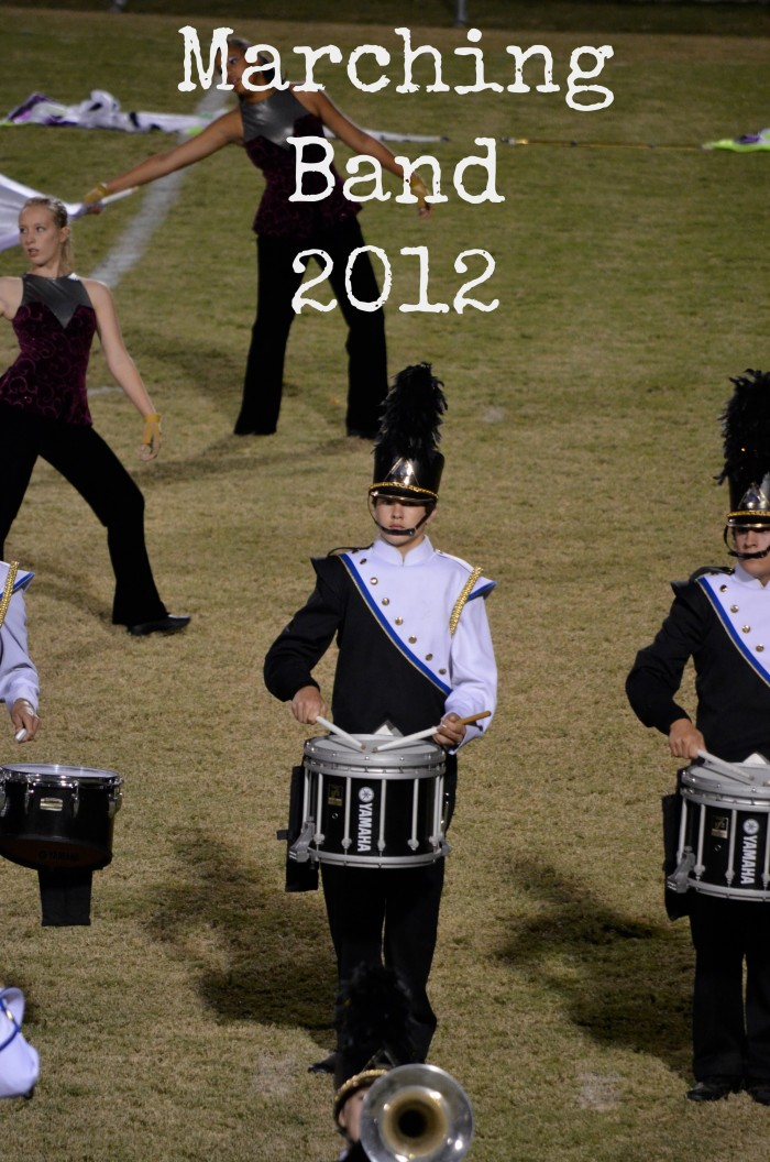 Dylan Marching 2012