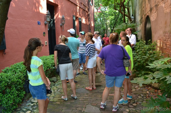 Charleston Walking Tour Group