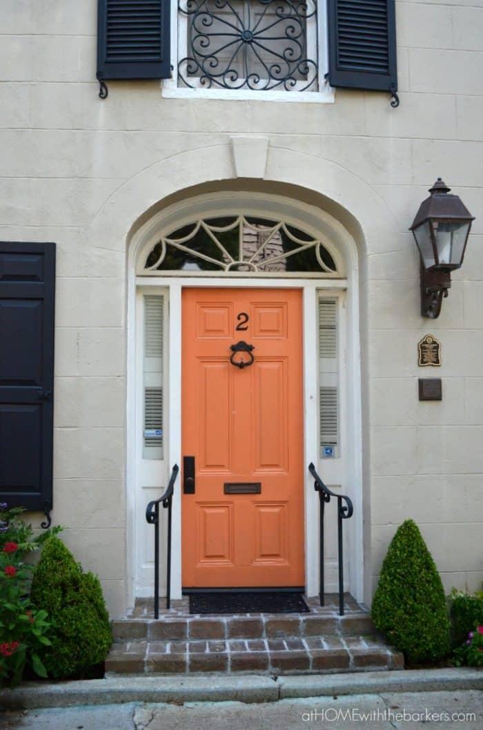 Charleston SC Walking tour of beautiful Homes