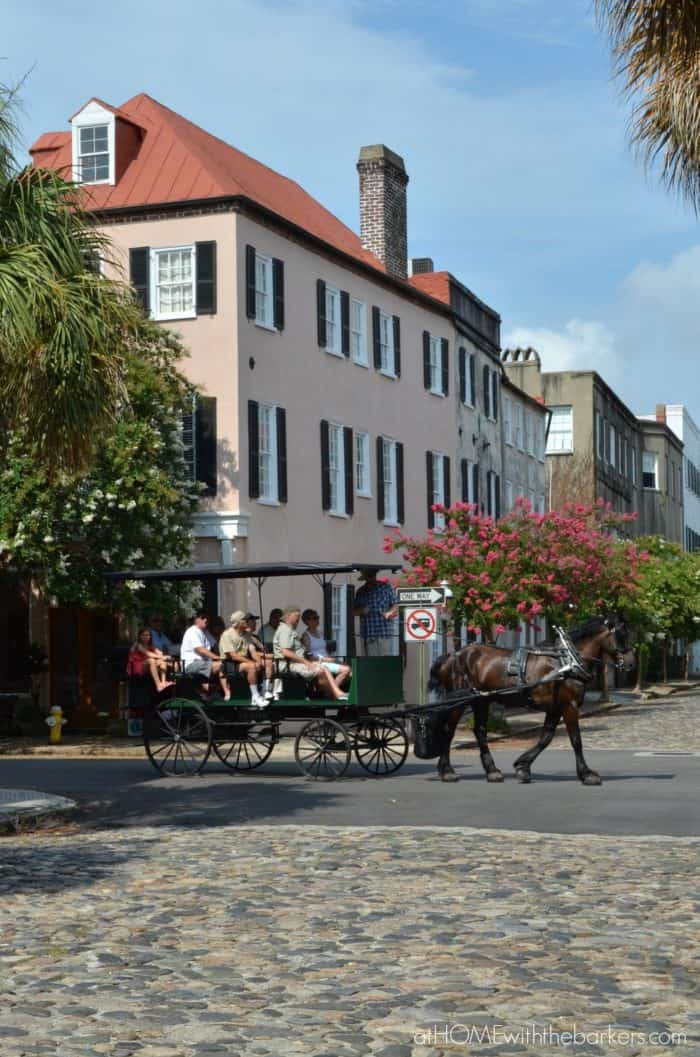 Charleston SC walking tour is the best way to see the city.