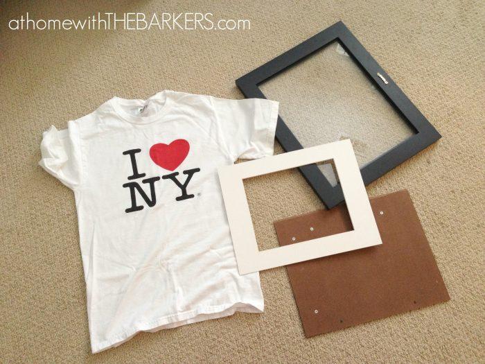 I heart NY Tshirt