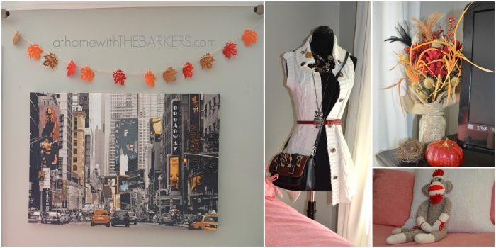 Fall Tour Girl Room