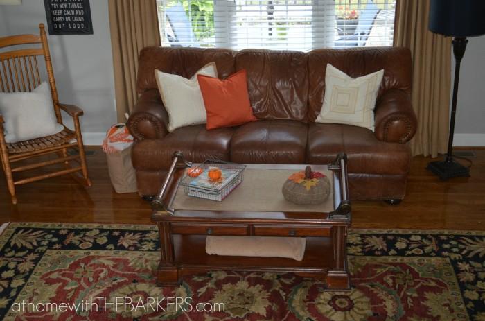 Fall Tour Sofa