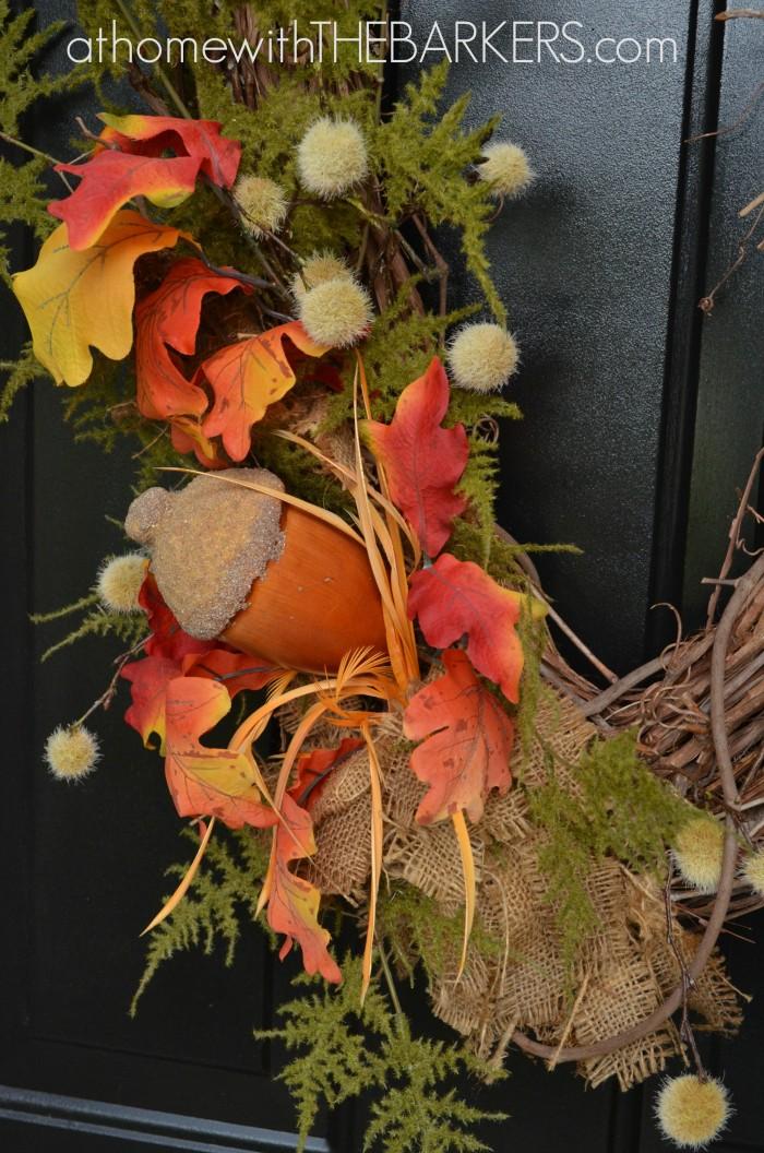 Fall Tour Wreath