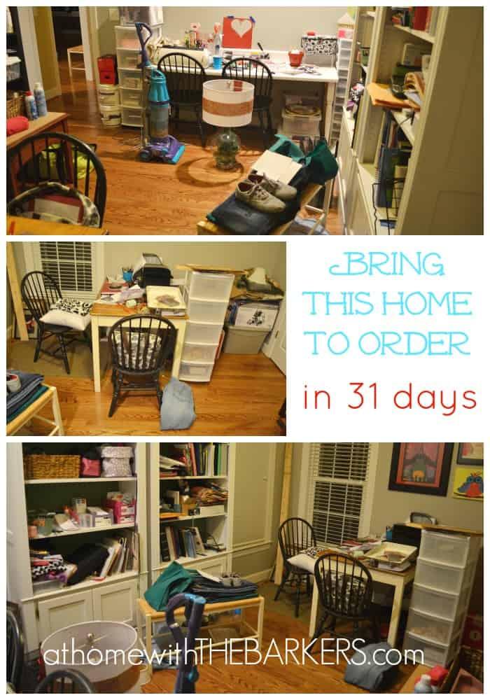 31 Days Big Project Plans