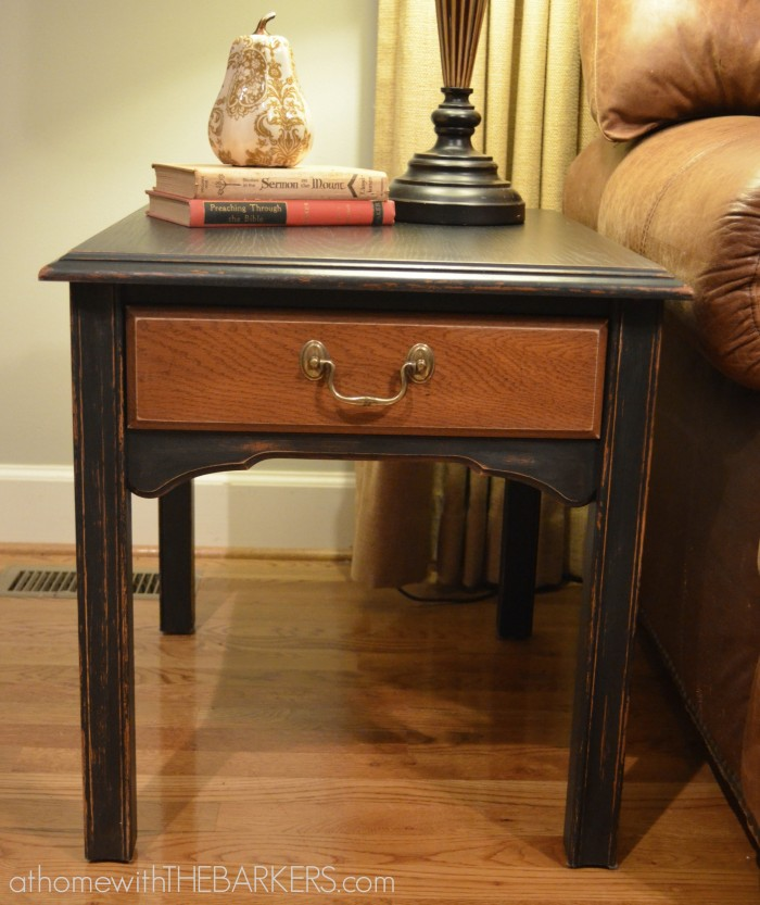 31 Days End Table 2 Toned