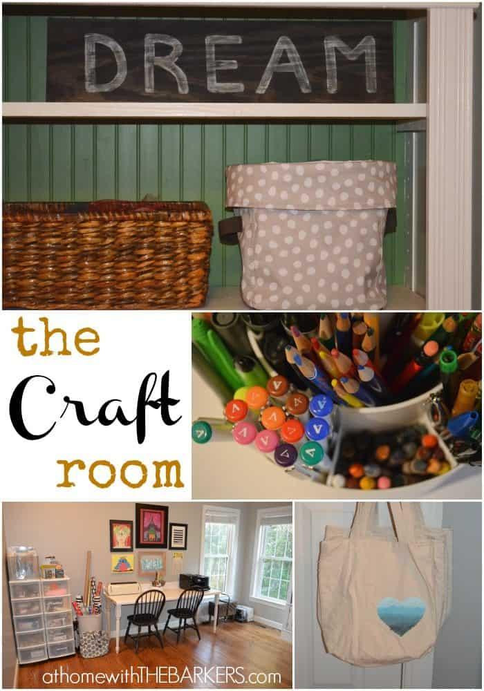 31 Days The Craft Room