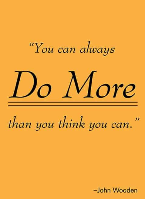 Do more Quote