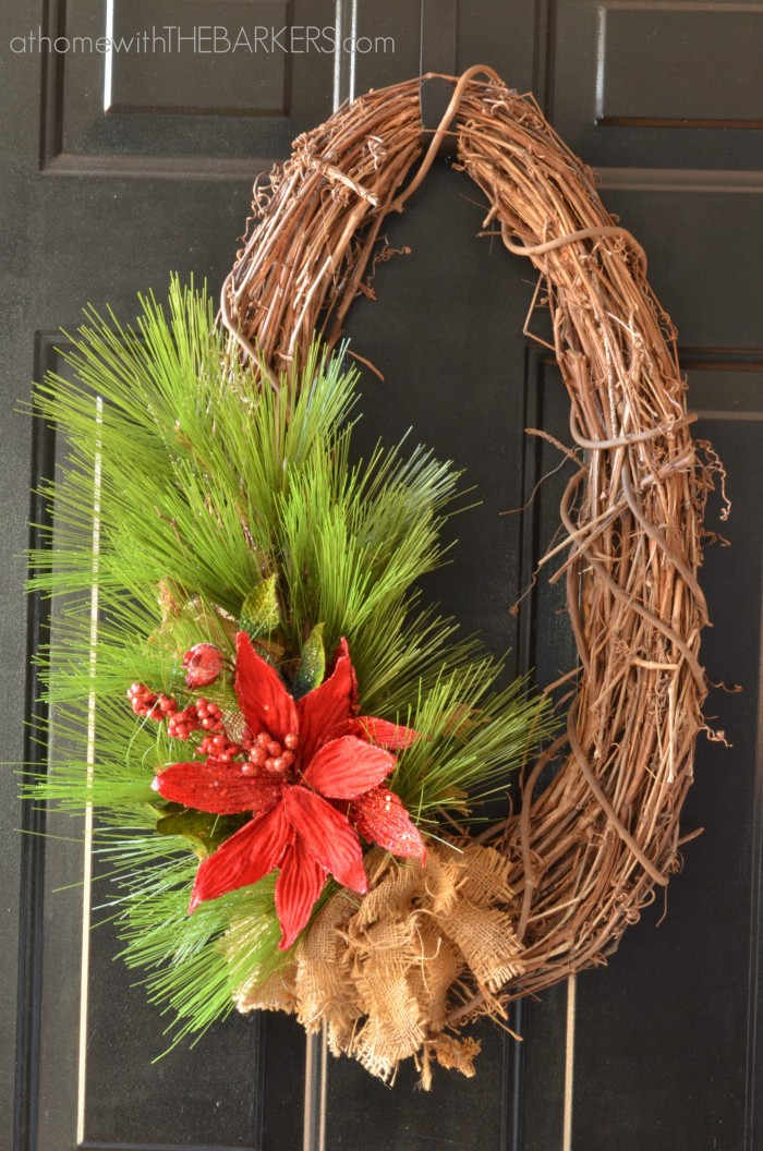 Christmas Tour Wreath