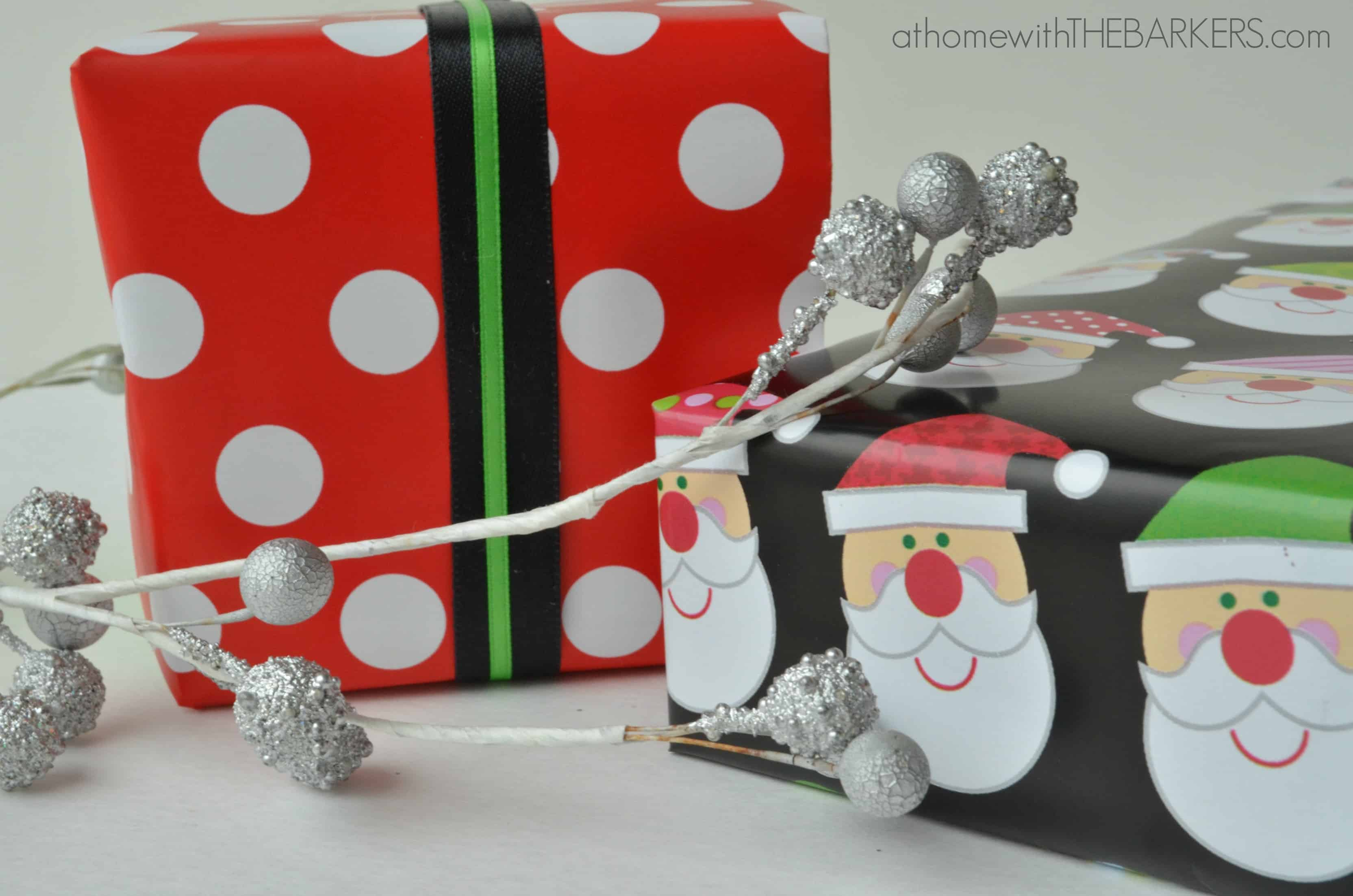 Tips for selecting Gift Wrap