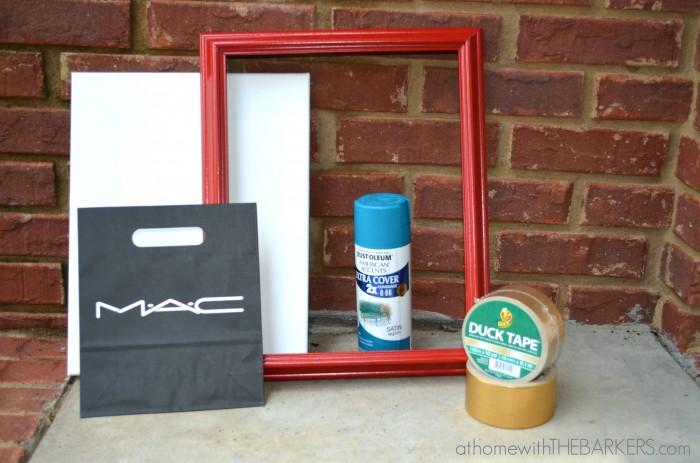 Shopping Bag Art Supplies
