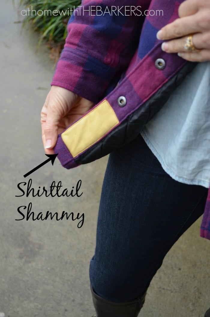 Duluth Shirt review shammy