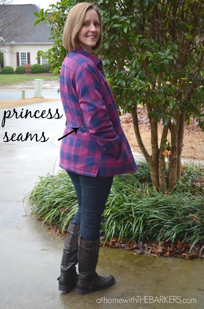 Duluth shirt review princess seems