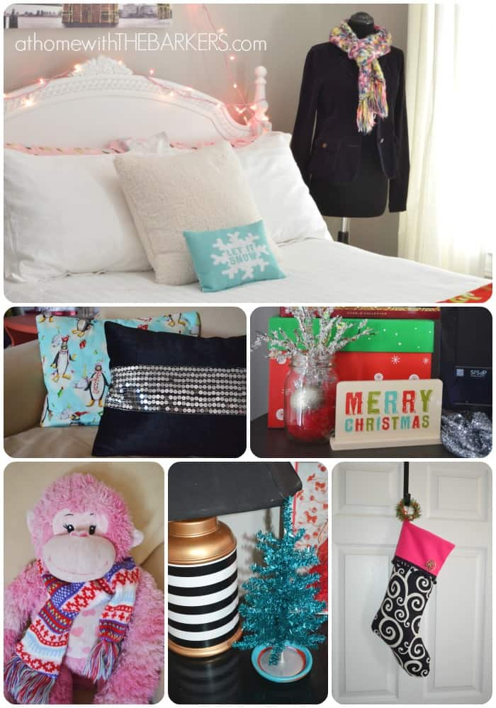 Holiday Decorating For Teen Girls