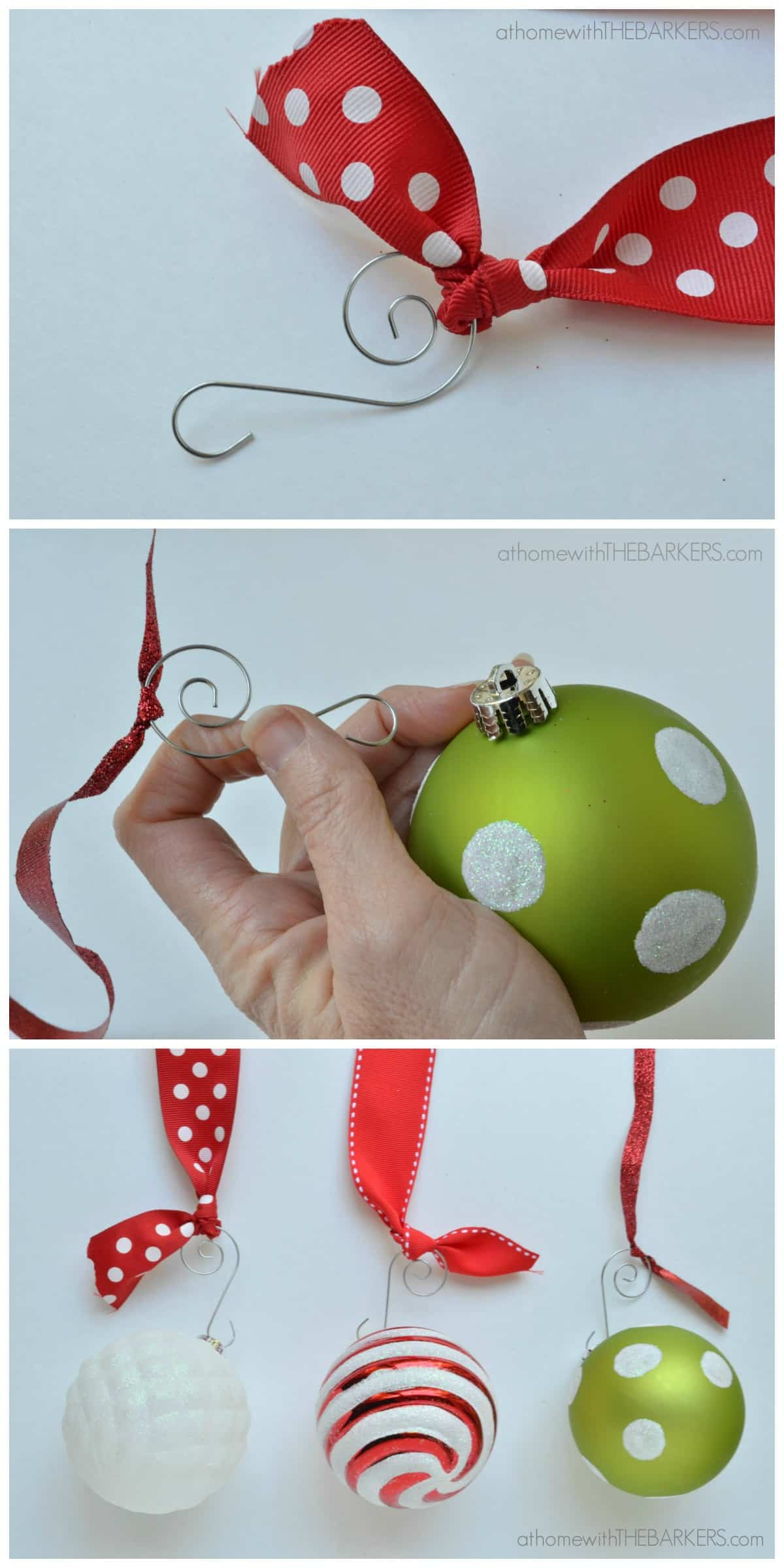 Best 28 how to decorate plastic christmas ornaments for Christmas decorations to make at home for free