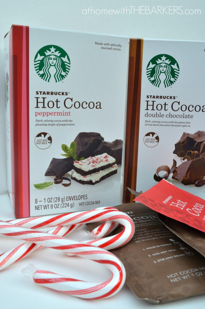 Starbucks Hot Cocoa Gift Idea