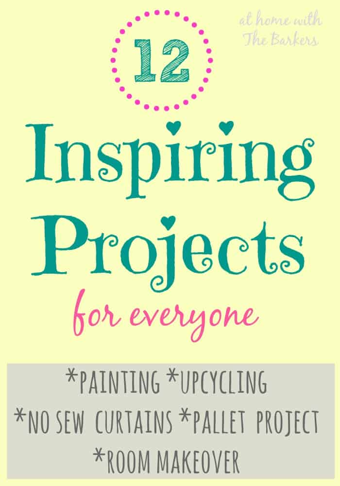 Inspiring Projects Round up
