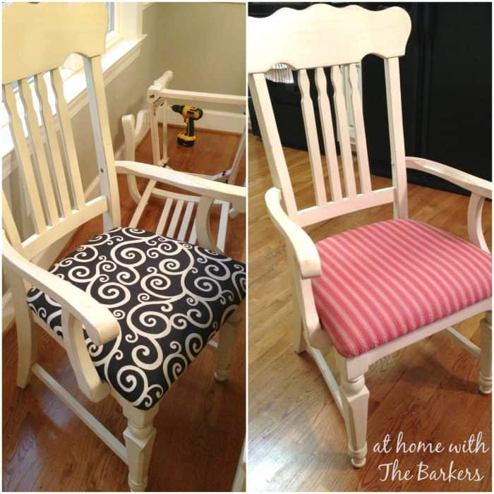 Kitchen Chair-Fabric Layers