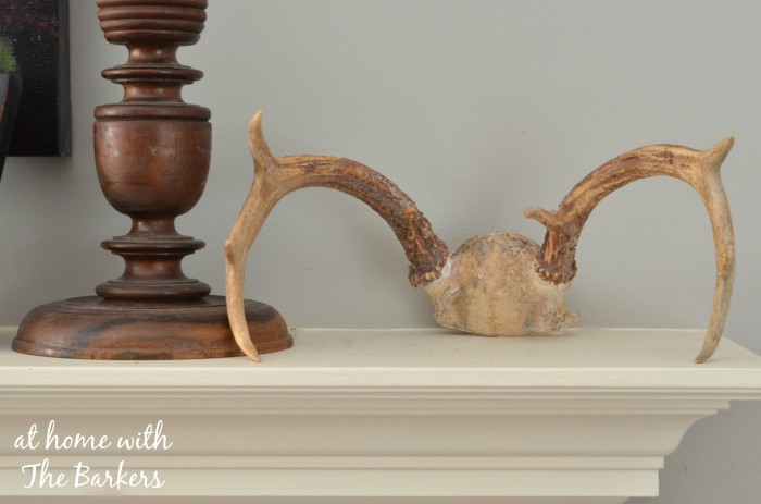Redesign Living Room-Mantel