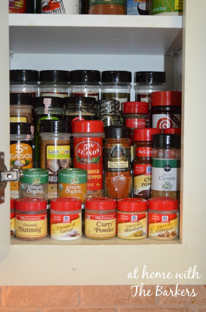 Spice Cabinet-After