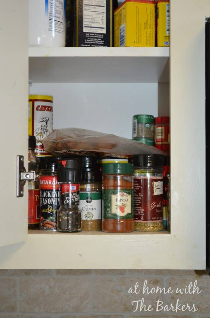 Spice Cabinet-Before