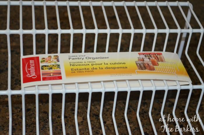 Spice Cabinet Sunbeam Shelf