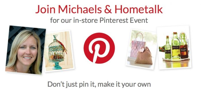 Burlap Pinterest Project Header with my picture