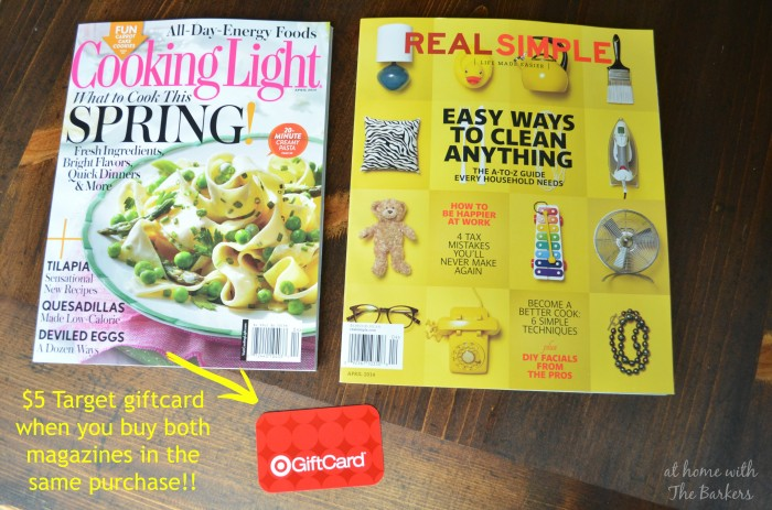 Organized Cleaning Real Simple-Cooking Light-Target