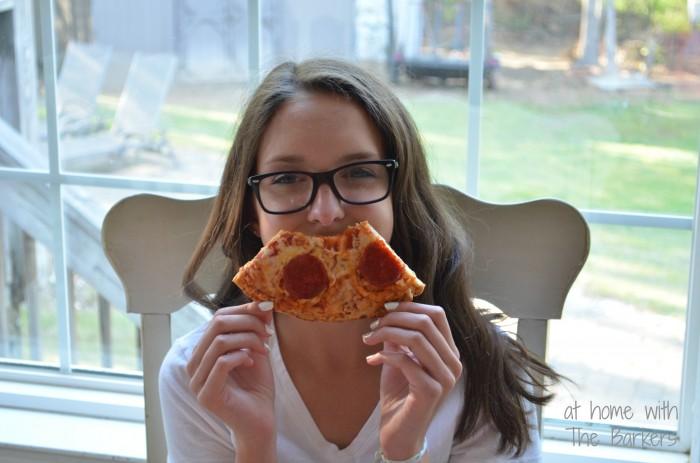 Family Pizza Night- Good Food