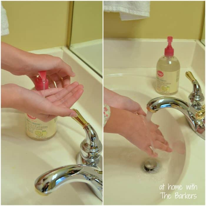 My Healthy Home-Hand Wash