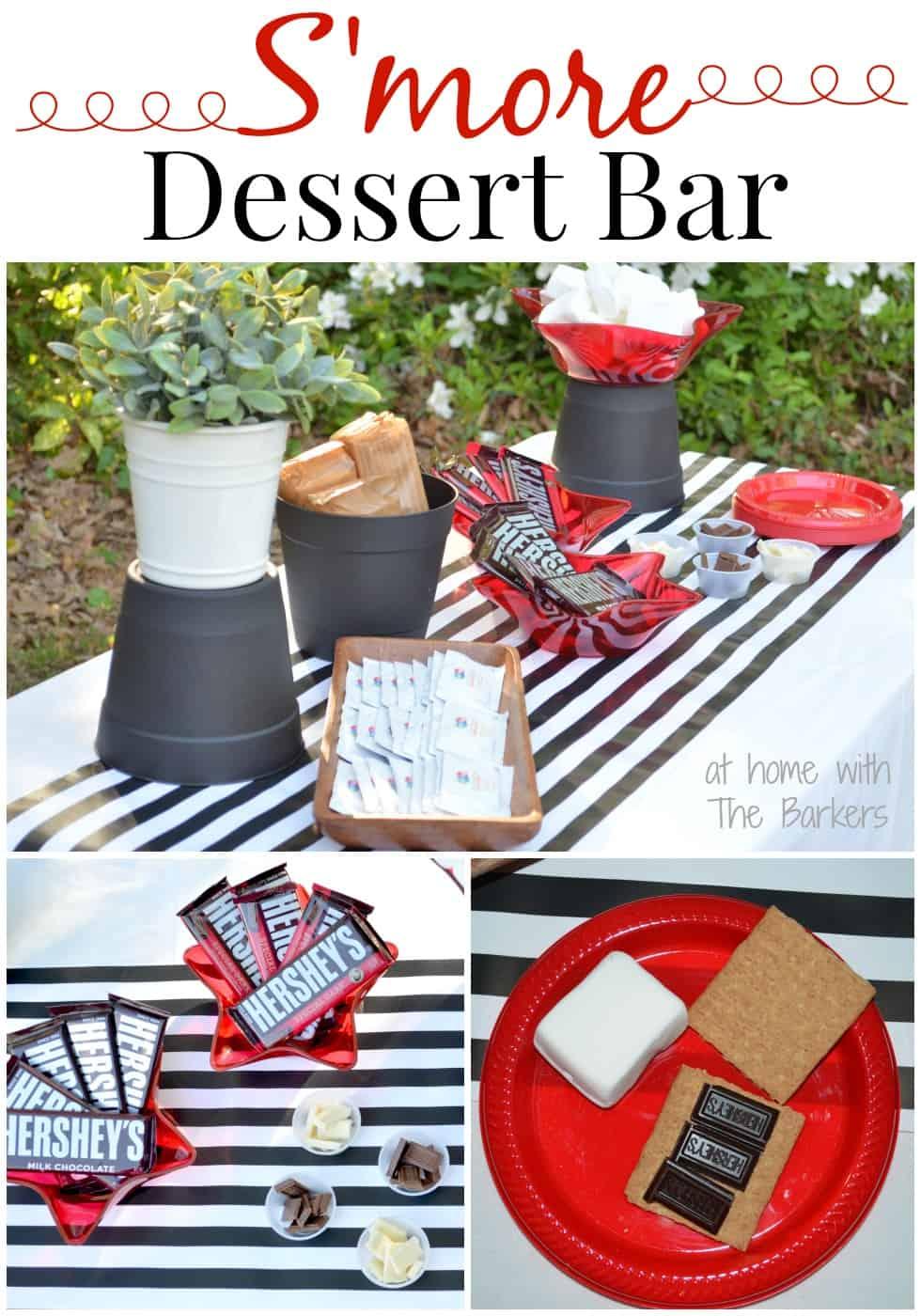 S'more Dessert Bar