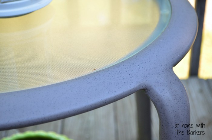 Spring Cleaning Outdoors-Patio Furniture