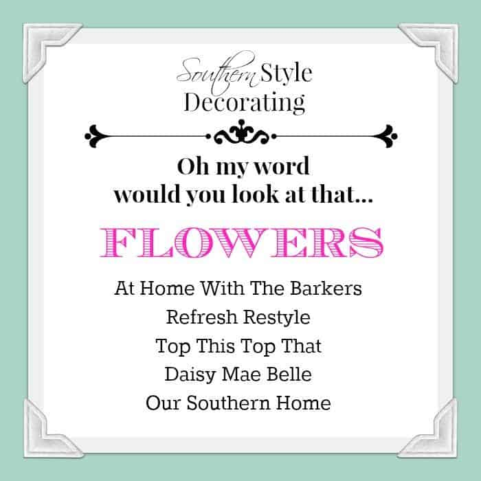 Southern Bloggers-Flowers
