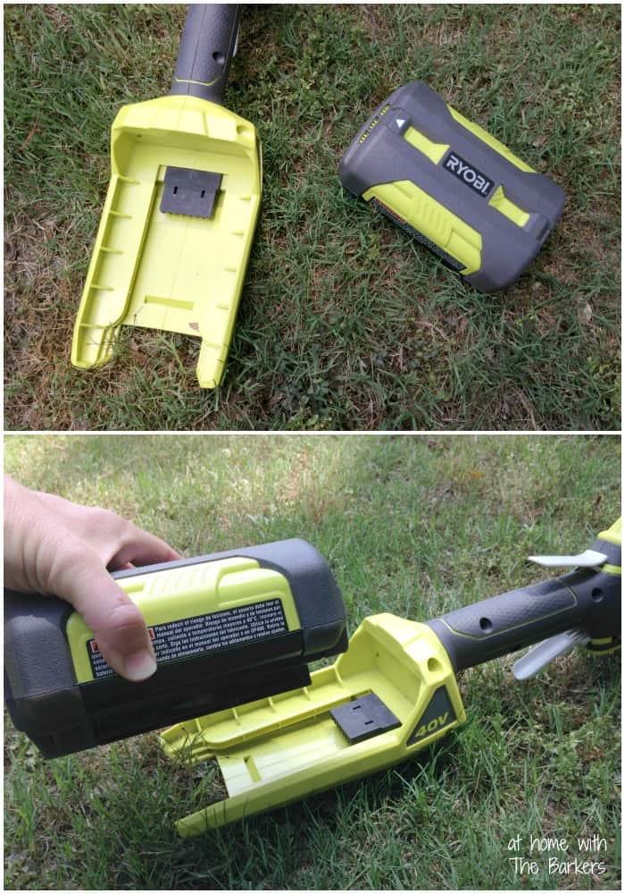 Ryobi 40V Trimmer-Battery-Giveaway