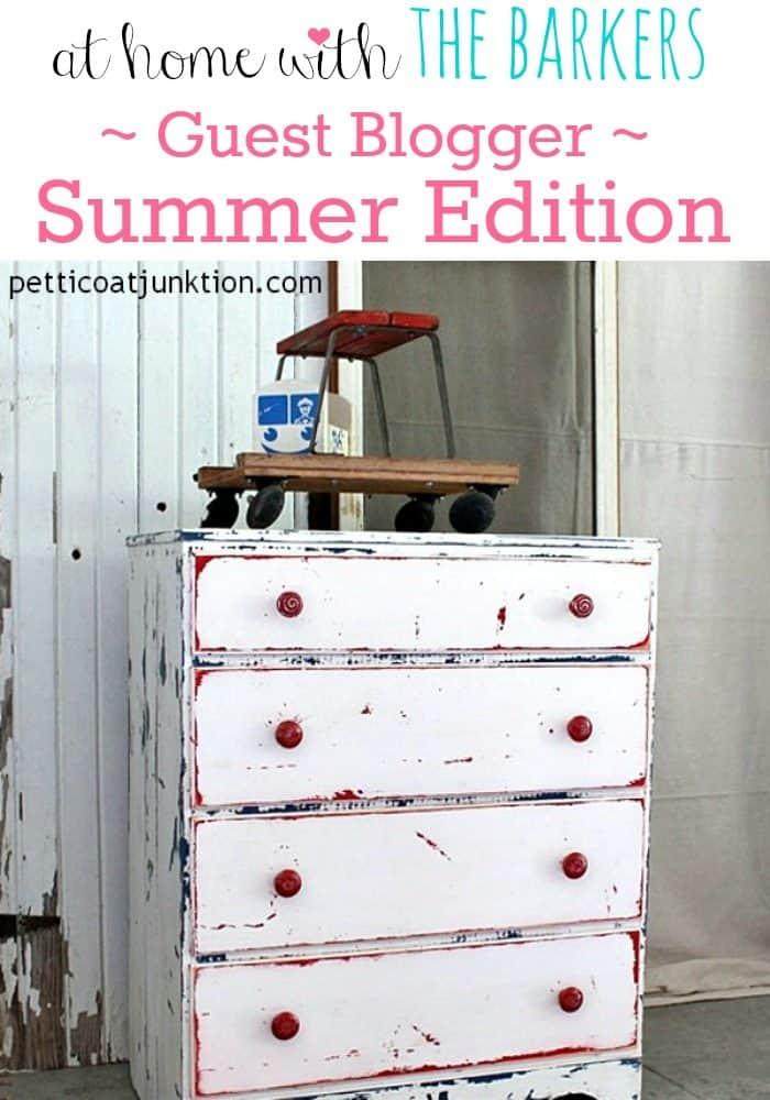 Summer Guest Blogger {Petticoat Junktion}