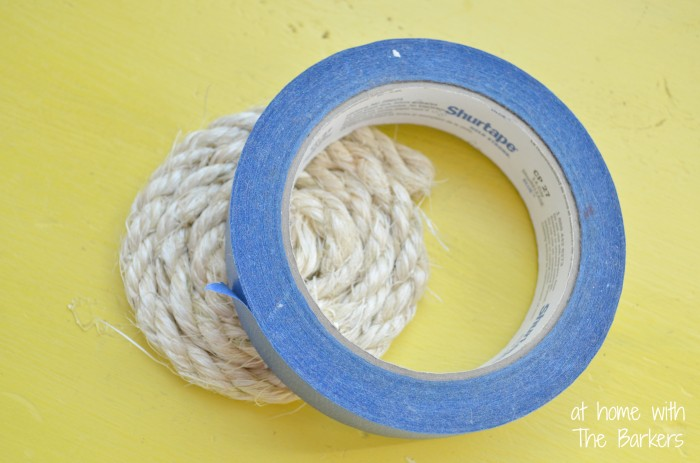 Nautical Coasters-Twine