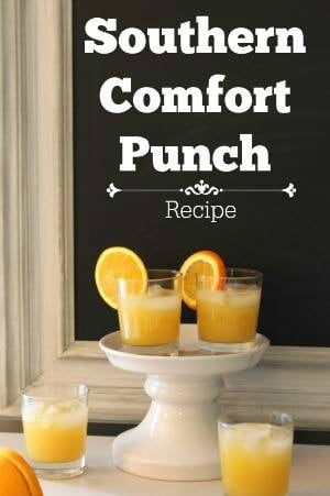 Refresh Restyle- Southern Comfort Punch