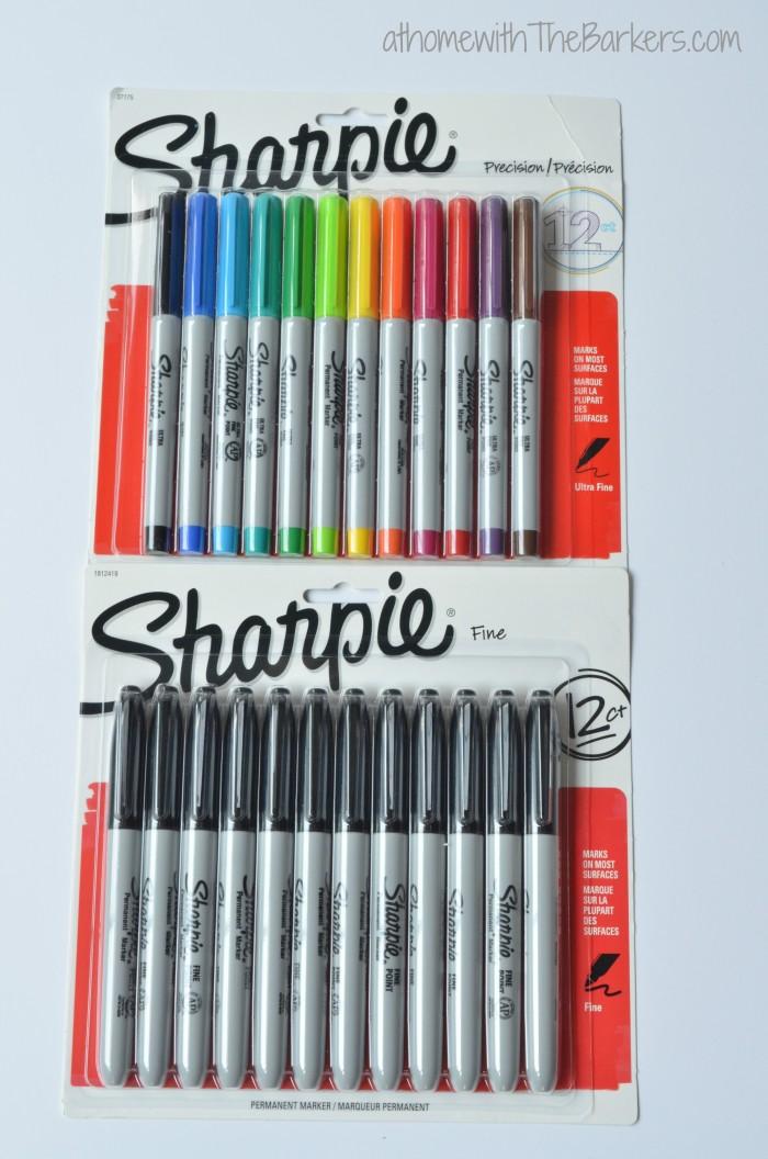 Back To School Sharpie Teacher Gift-Sharpie Sets