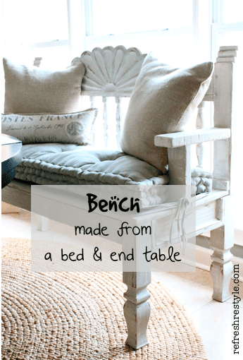 Bench-Refresh Restyle