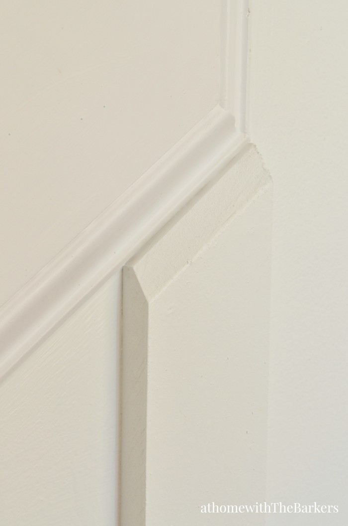 Dining Room-Board and Batten Details
