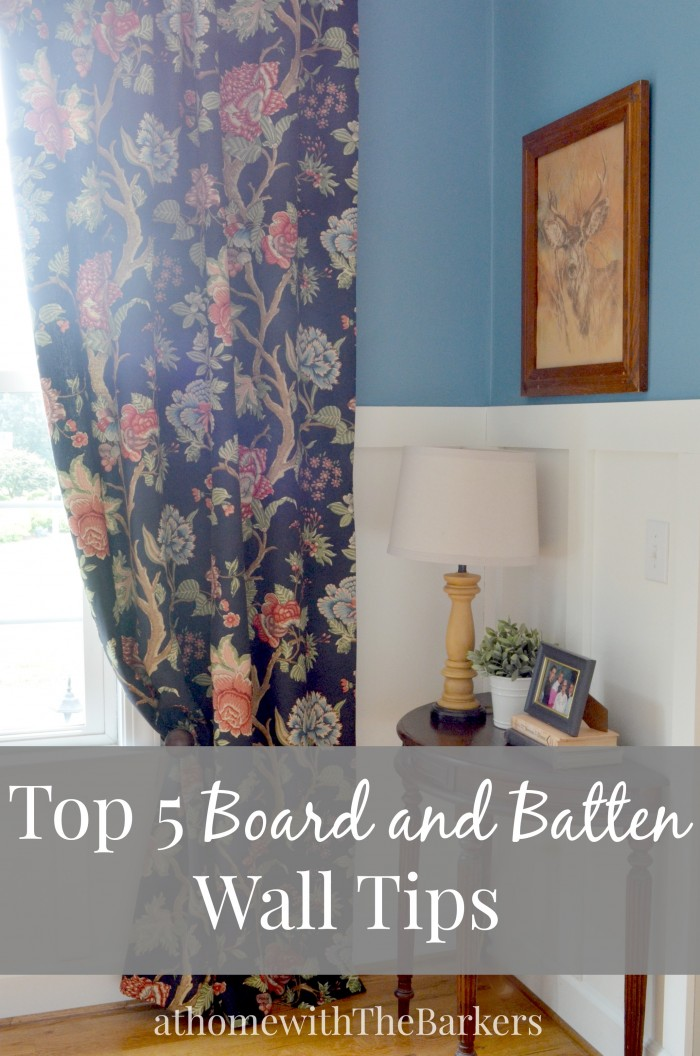 My Top  Board And Batten Wall Tips - Board and batten dining room