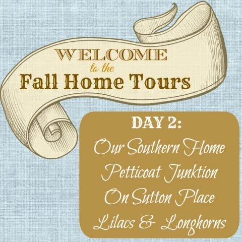 Welcome Fall Home Tour Graphic-Day 2 List