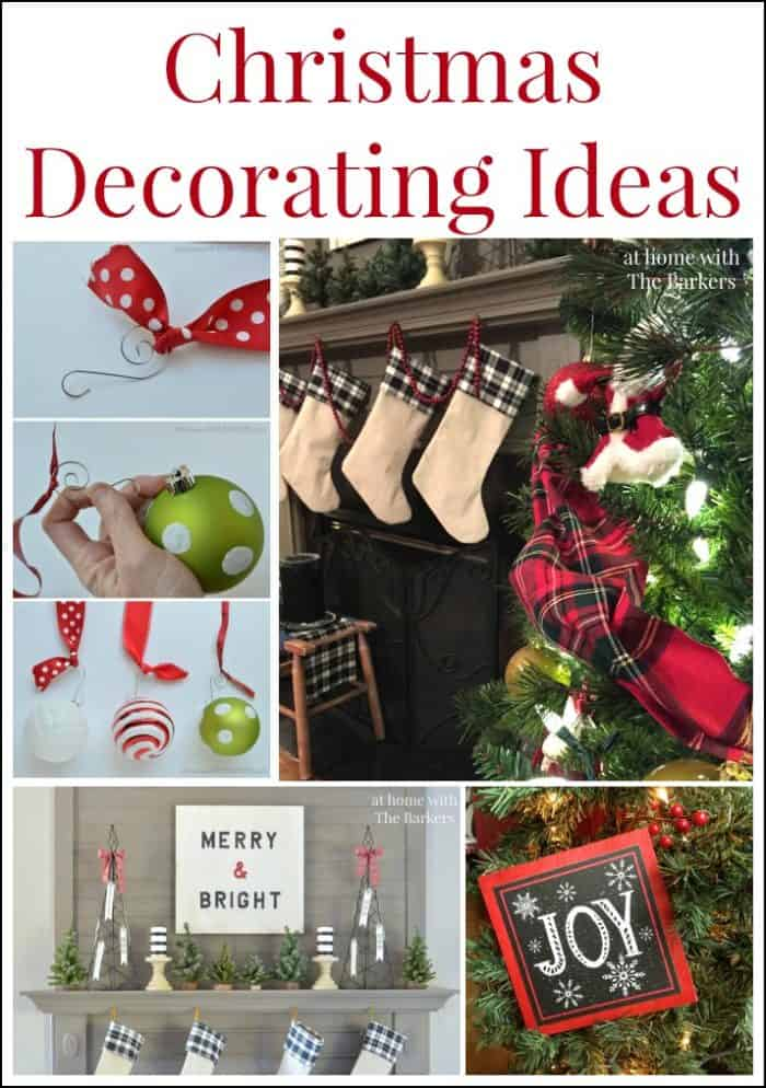 Christmas Decorating Ideas 2013-2014